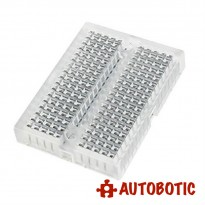 Mini Breadboard 170 Holes 45mmx35mm (Transparent)
